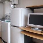 冷蔵庫・洗濯機・TV