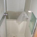浴室 半畳タイプ